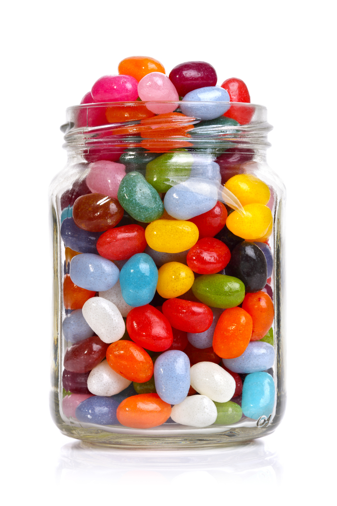 Jelly Bean game for team building activities