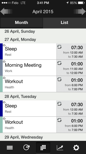what s the best work schedule app for my team sling
