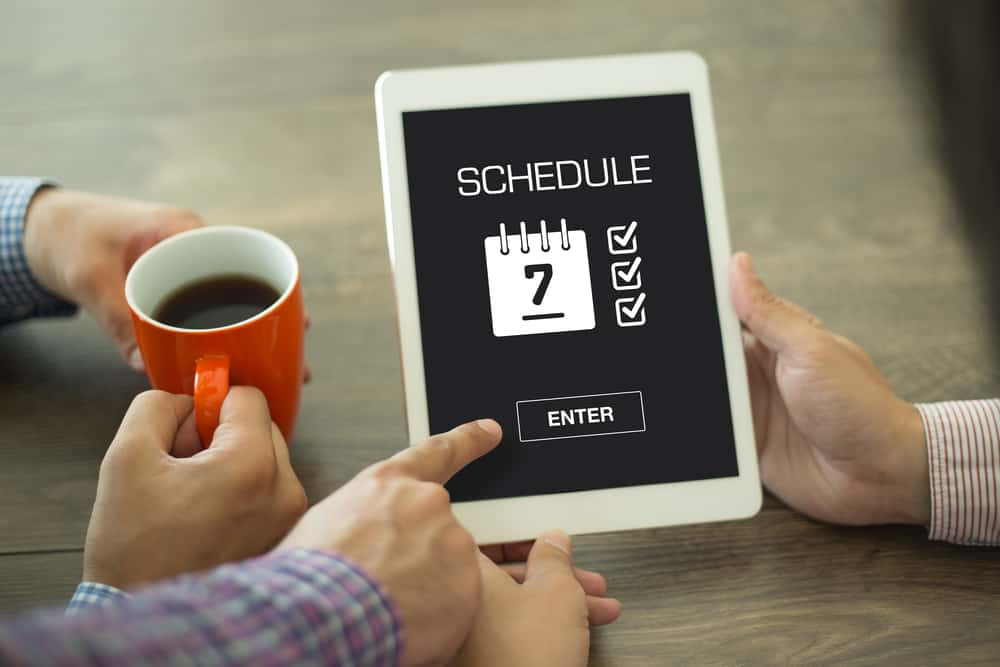 how to create a staff scheduling template sling