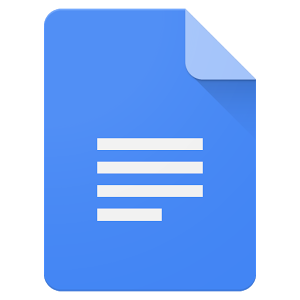 Google Docs as free employee scheduling software