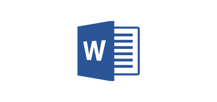 Microsoft Word as a free employee scheduling software tool