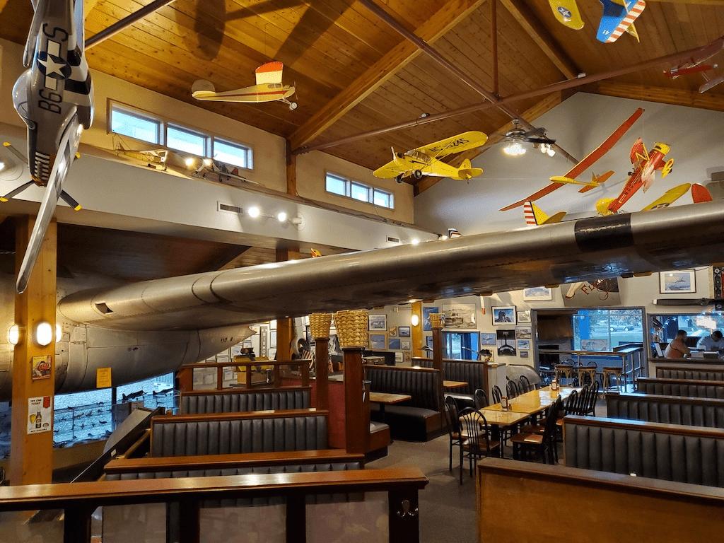 The Airplane Restaurant - Colorado Springs, Colorado