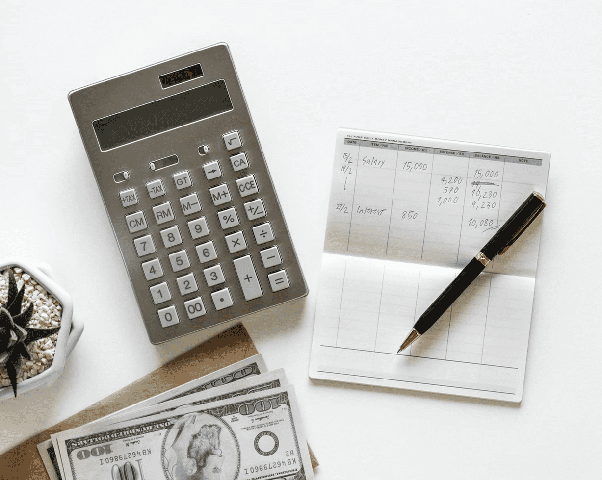 Tools for calculating overhead costs