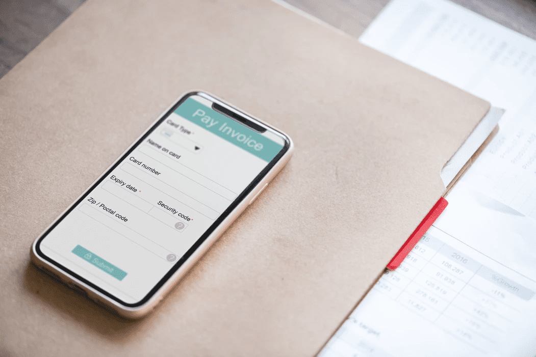 Mobile timesheets app