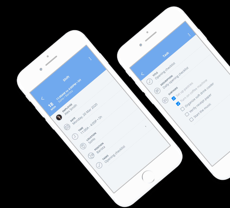 Sling mobile app