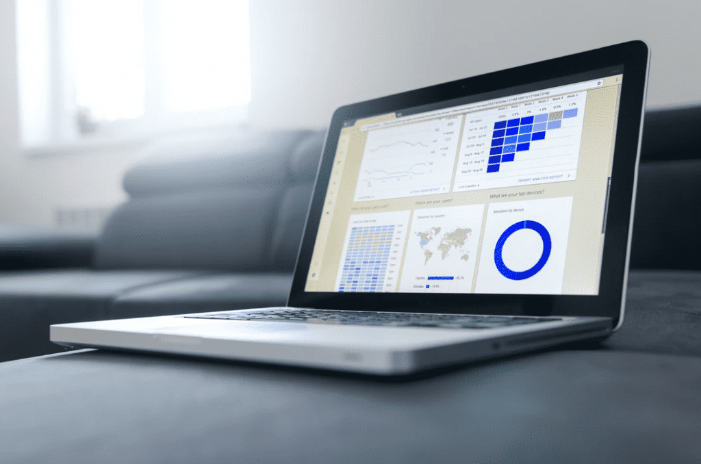 business goals tracking system