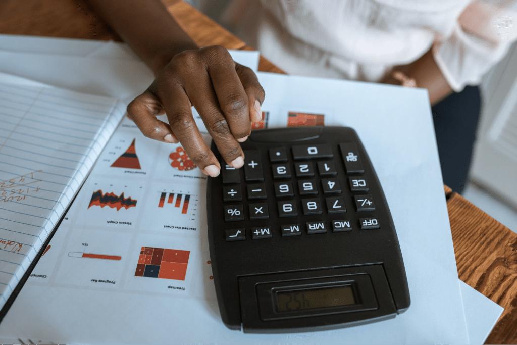 calculating job costing